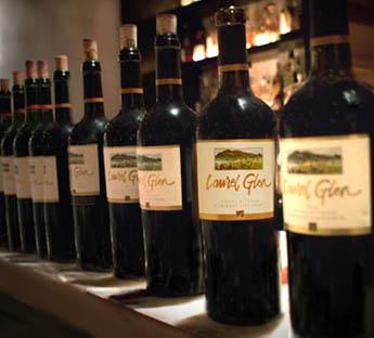 laurel glen vineyard wine portfolio