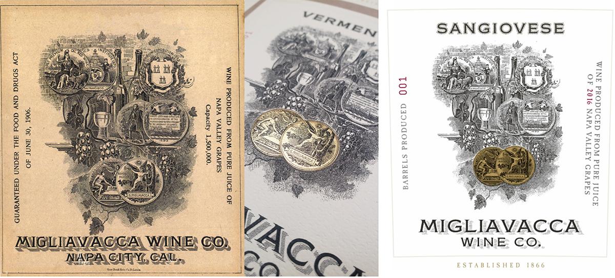 Migliavacca Wine Co. historic winery