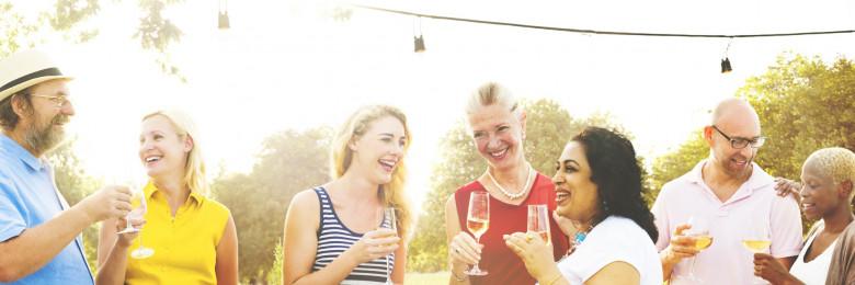 wine tasting ideas at home