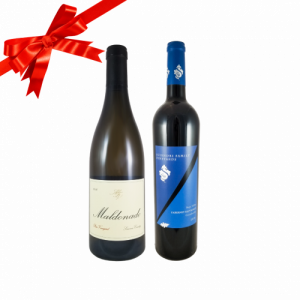 Napa Valley Wine Gift Set Red and White Wine