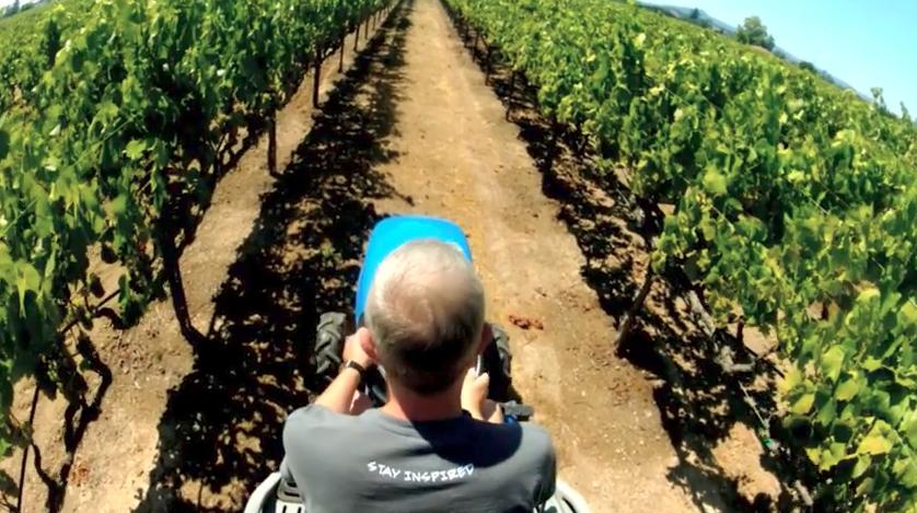 Winemaker Jon Phillips