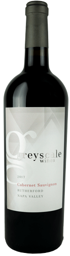 Greyscale Wines @017 Rutherford Cabernet Sauvignon