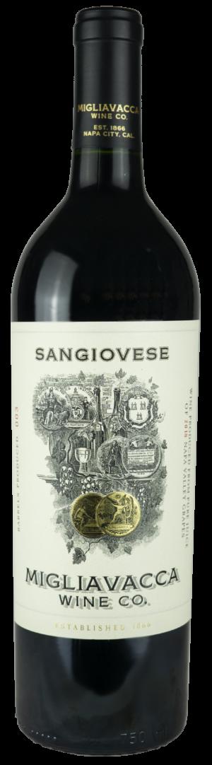 Migliavacca Wine Company Sangiovese Napa Valley