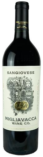 Migliavacca Wine Co. 2018 Sangiovese