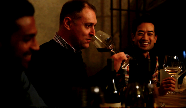 WInemaker Kevin Bersofsky Montagne Russe Wines