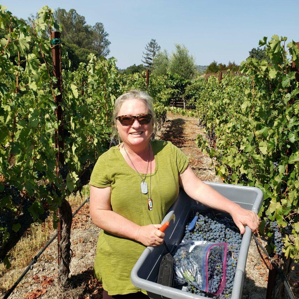 Winemaker Stephanie Trotter Zacharia