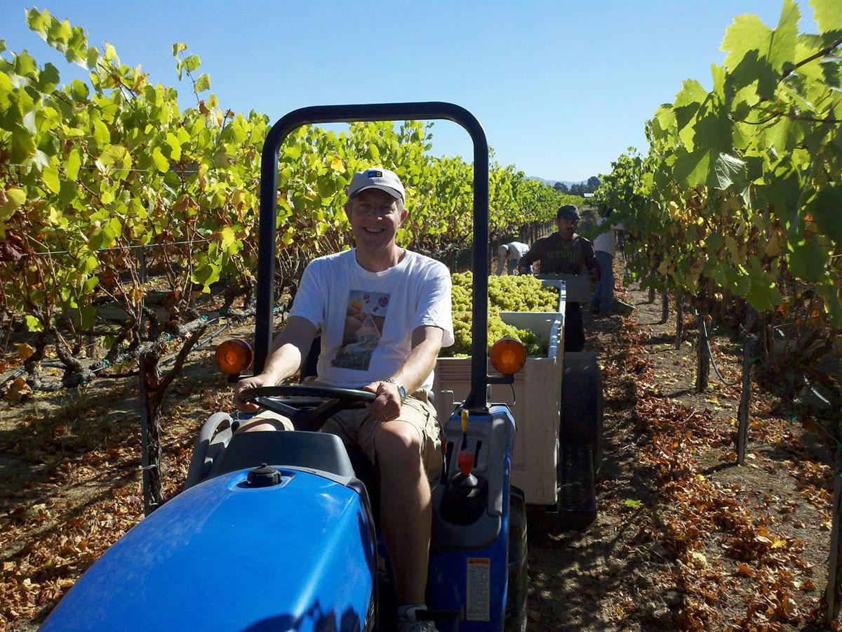 Inspiration Vineyards Grenache Sonoma Valley