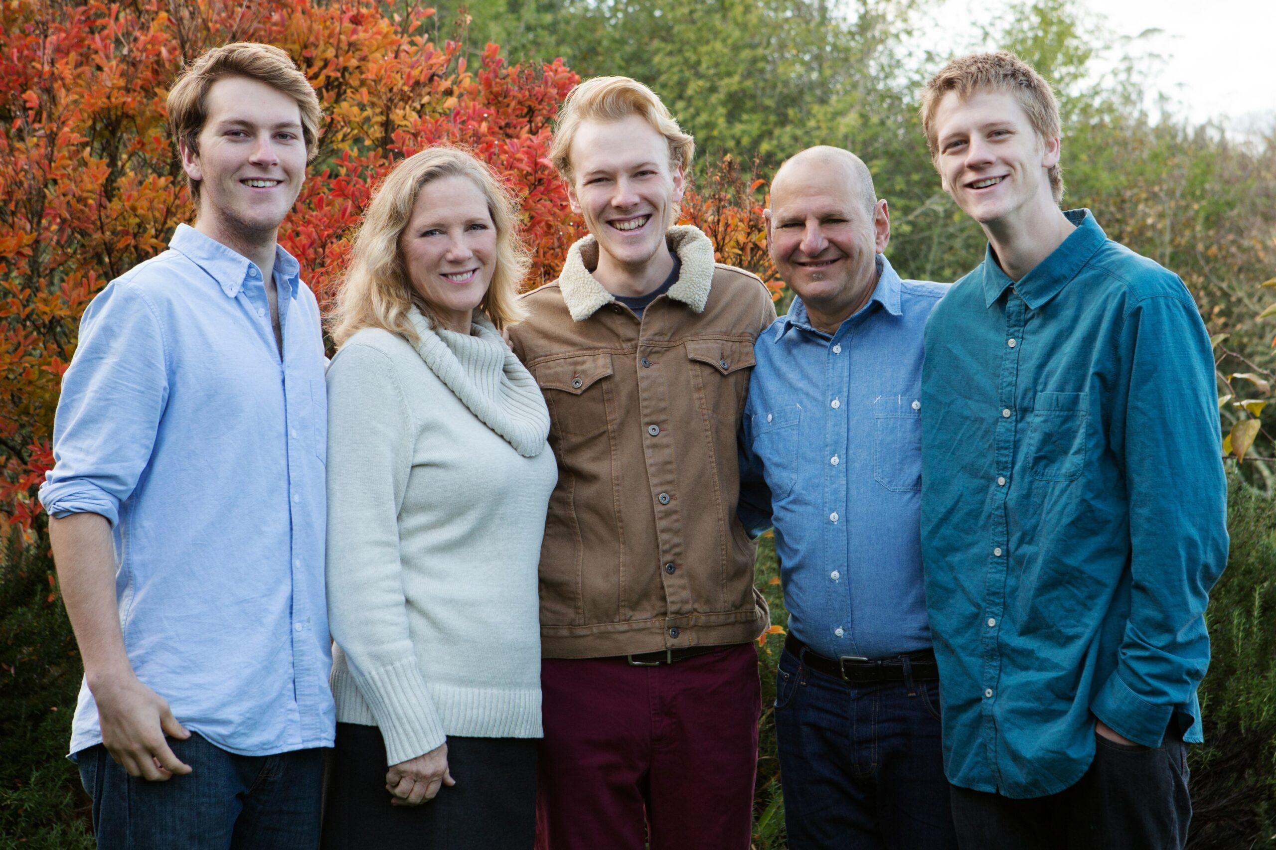 Halleck Family