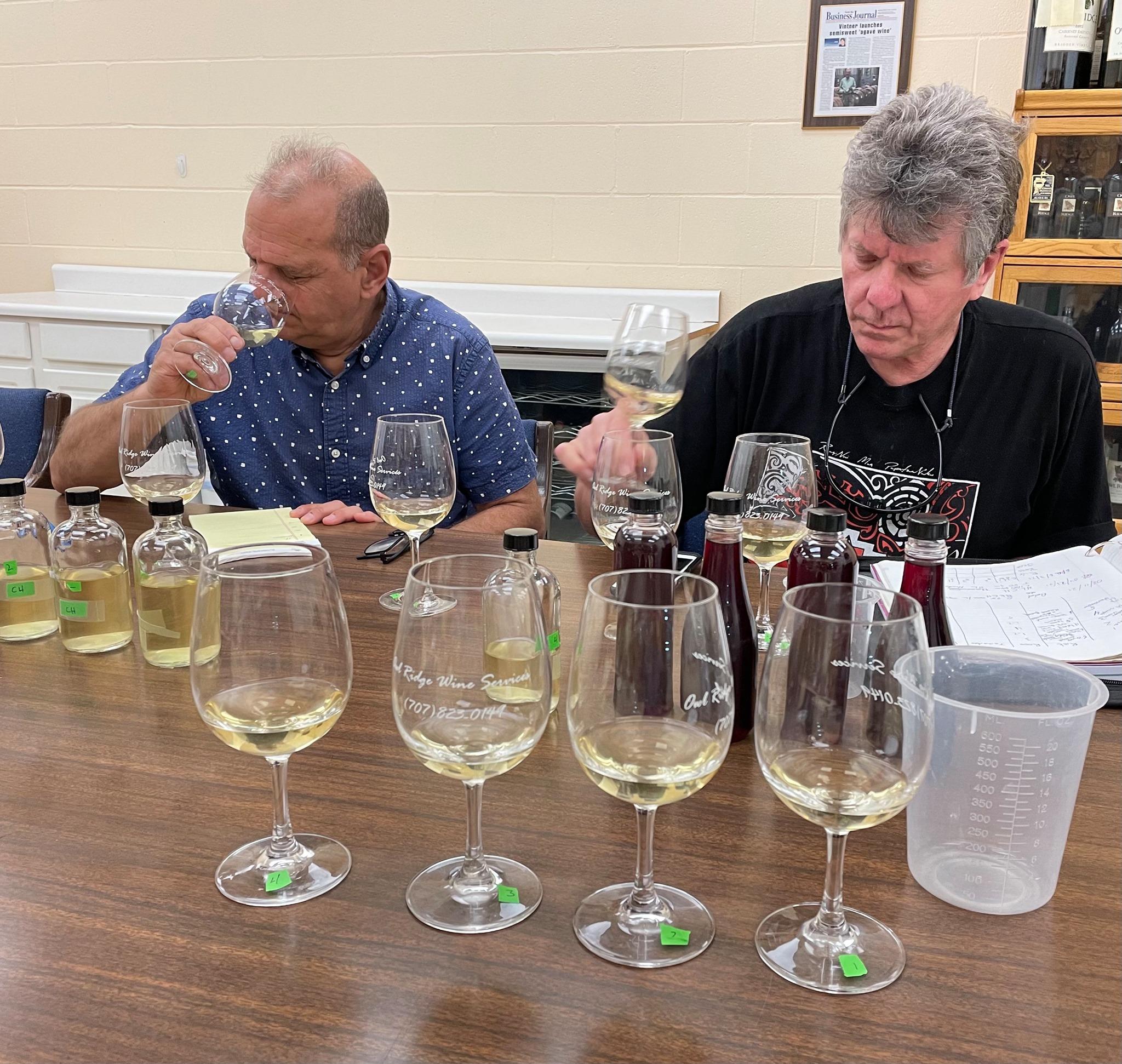 Halleck Vineyard Winemaker