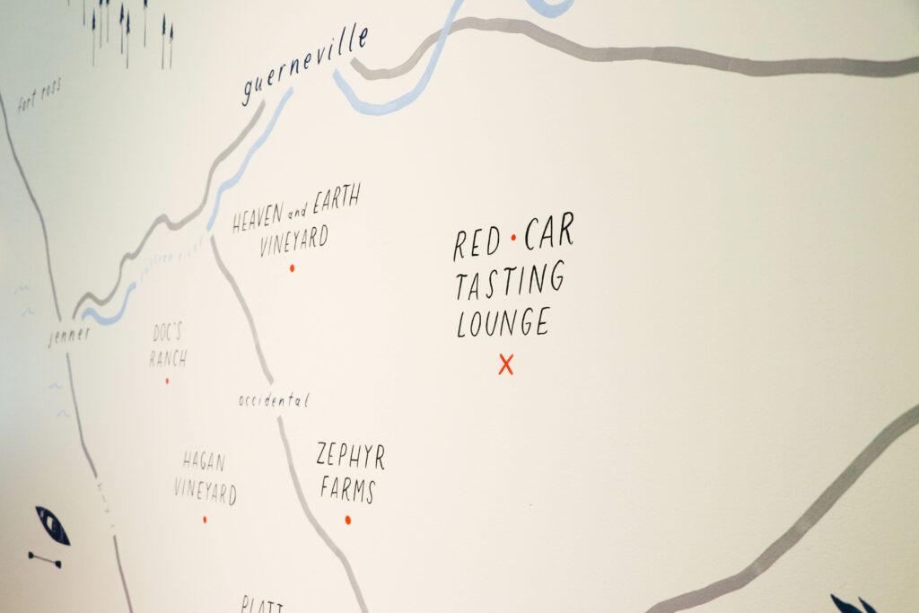 Red Car Wine Vineyards in Sonoma Coast