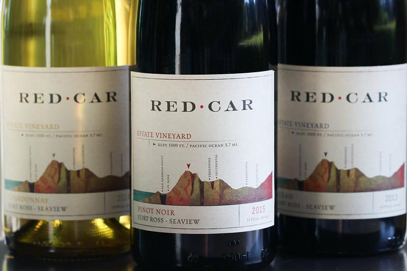 Red Car Wine Portfolio