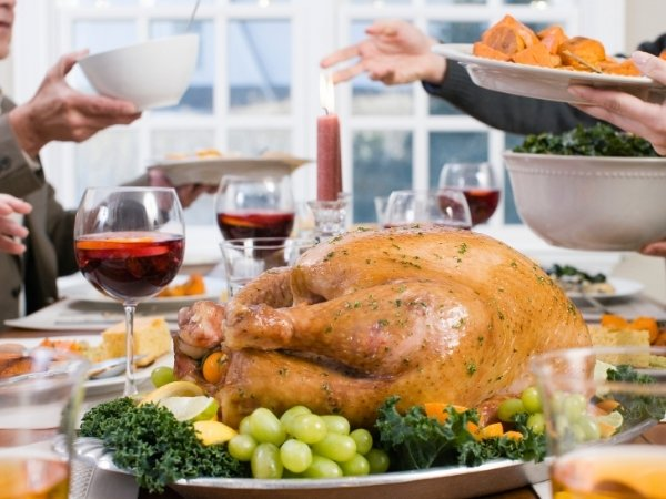 How to pair thanksgiving food with wine