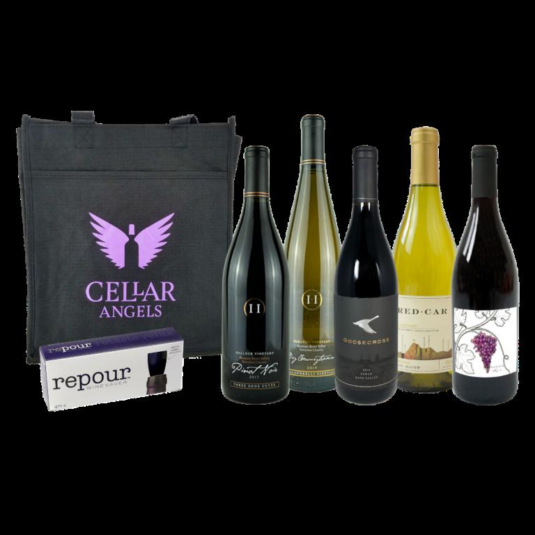 SIP virtual wine tasting event kit 67