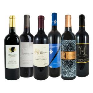 premium napa valley cabernet selections