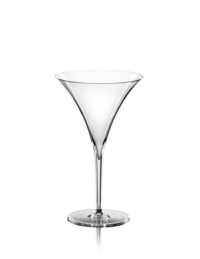 premium martini glass