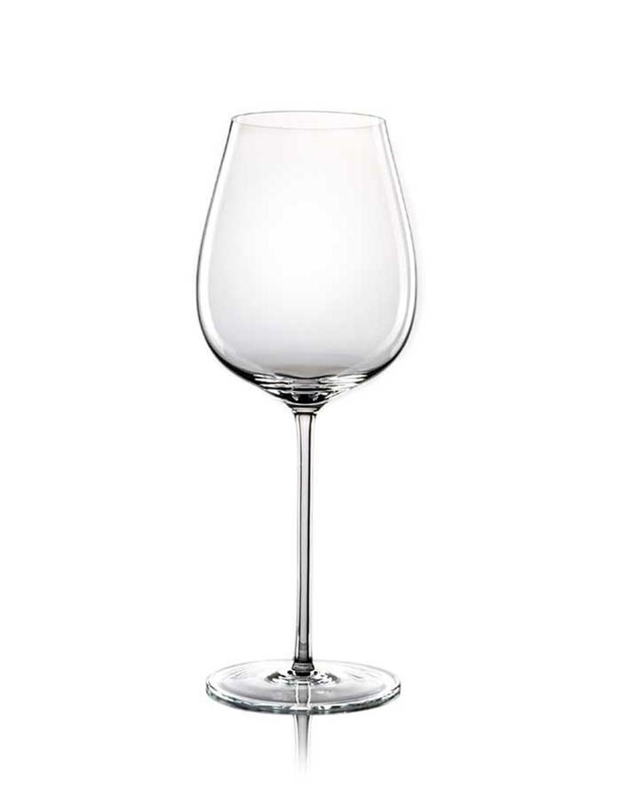 Glass for young cabernet sauvignon